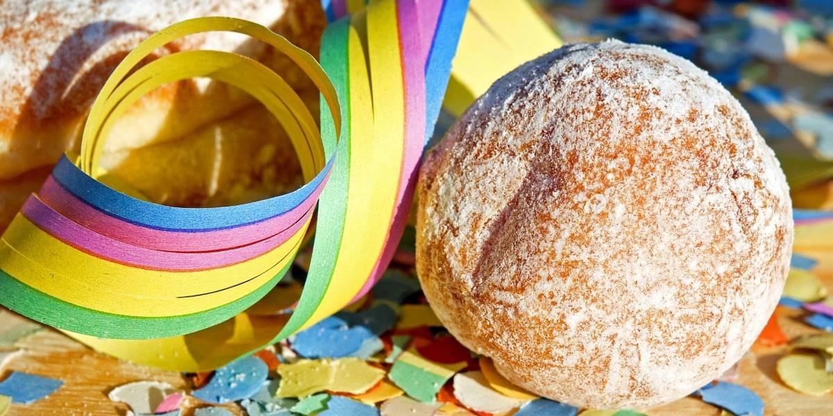 Dolce e stelle filanti - I dolci di Carnevale