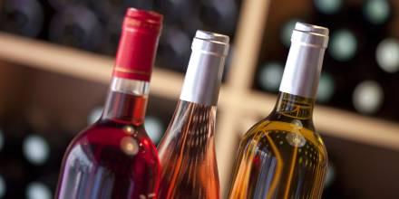 Bottiglie di vino - bevitore divino Taranto