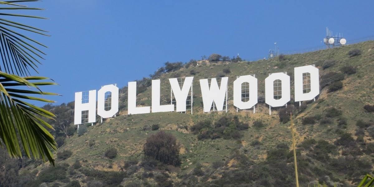 Collina di Hollywood con la famosa insegna - Oscar 2020