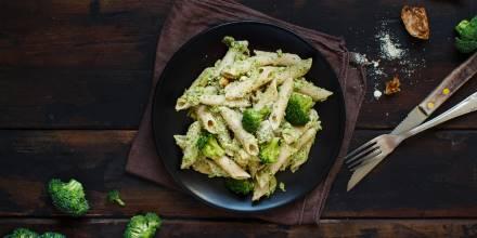 Pasta e broccoli a Cassino - Piatto di pasta e broccoli